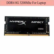 For Kingston HyperX Impact 8GB 32GB 16GB DDR4 3200MHz PC4-25600 1.2V Laptop RAM