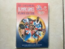 The Centennial Olympic Games Atlanta 1996 Souvenir Album With 72 Cards