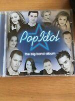 Pop Idol: The Big Band Album by Various Artists (CD, Apr-2002, Bmg)