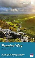 Pennine Way: National Trail Guide (National Trail Guides),Hall, Damian,New Book