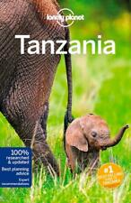 Lonely Planet Tanzania *FREE SHIPPING - NEW*