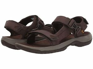 Man's Sandals Teva Tanway Leather