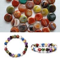7-Chakra Healing Beaded Bracelet Natural Lava Stone Diffuser Bracelet Jewelry