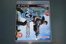 Jeux vidéo manuels inclus pour Sony PlayStation 3 NAMCO