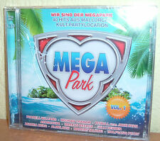 MEGAPARK VOL.1-  MALLORCA'S KULT-PARTYLOCATION (2 CD's) 2015 NEU