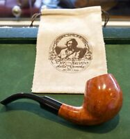 PFEIFE PIPES PIPE MASTRO GEPPETTO RADICA HANDMADE IN ITALY ARTISAN LISCIA 1 - 1