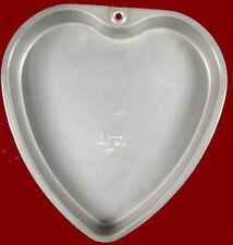 "Heart Valentine 8"" Non-Stick EKCO Cake Baking Pan"