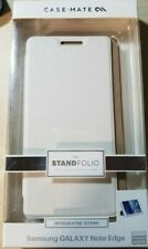Case-Mate Samsung Galaxy Note Edge White Stand Folio