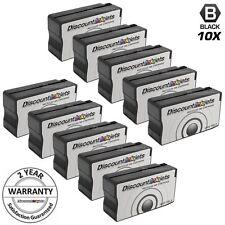 10PK Reman Black Cartridge for HP Ink 950XL 950 XL Printer OfficeJet Pro 8600