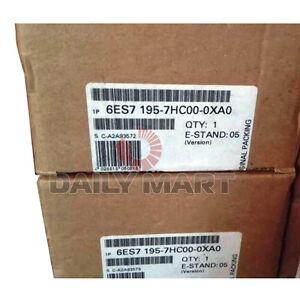 New in Box Siemens 6ES7195-7HC00-0XA0 Simatic DP Bus Unit for ET200M Module NiB