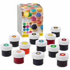 3 pack Wilton Icing Colors, 12ct Gel-Based Food Color