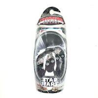 Star Wars Titanium MicroMachines Clone Turbo Tank 2005 NEW