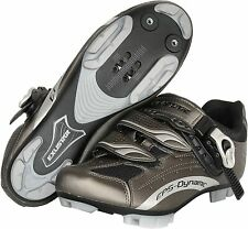 Exustar E-SM306 MTB Shoes Size Euro 39, Men 6/6.5, Women 8.5 fits Shimano SPD