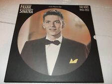 FRANK SINATRA - The voice 1943-1952 - 6LP BOX MINT