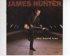 CD JAMES HUNTERthe hard wayEX+ (B2253)