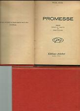 PROMESSE - PEARL BUCK 1947