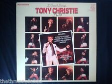 VINYL LP - 20 GREATEST SONGS - TONY CHRISTIE - MFP50489