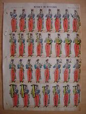 Image d'EPINAL  MUSIQUE DE HUSSARDS  Planche numéro 465