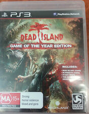 Dead Island Game of The Year Edition Sony Playstation 3
