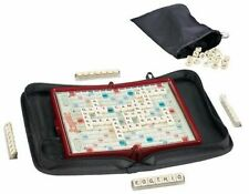 Hasbro Travel Scrabble Folio Wallet Edition Excellent Condition Never Used