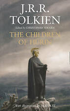 The Children of Hurin by J. R. R. Tolkien (Hardback, 2007)