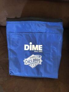 Brooklyn Cyclones SGA Insulated Bag RARE DIME SAVINGS BANK PROMO