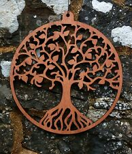 Wooden Tree of Life wall hanging