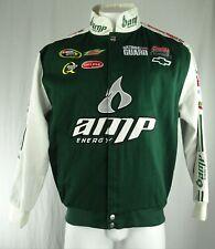 Nascar Adidas #88 'Dale Earnhardt Jr.' Snap-Up Jacket