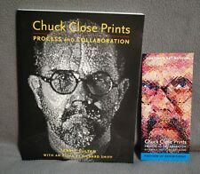 CHUCK CLOSE PRINTS Process and Collaborationby Terrie Sultan, 2003 Soft Cover