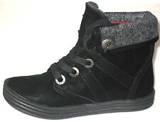 Youth Girl's Blowfish Ankle Boot  Black-Grey   Size: US:11