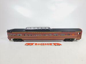 CD438-3# Lionel/Williams ? Spur 0 USA-Personenwagen Pennsylvania/PRR beleuchtet