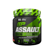 MusclePharm Assault Blue Arctic Raspberry 30 Servings