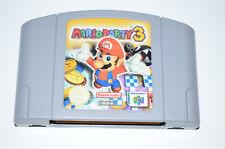 Nintendo 64 Spiel MARIO PARTY 3