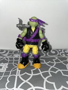 Tmnt - Donatello - Mutagen Ooze - Ooze Scoopin Donnie Figure - 2013