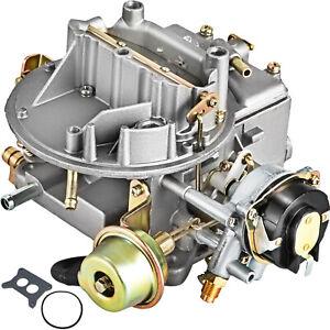 VEVOR New 2 Barrel Carburetor Carb 2100 Fit Ford 289 302 351 Cu Jeep 360 Engine