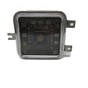 1950's Dodge Mopar Speedometer Mileage Dash Gauge Instrument For Parts Repair