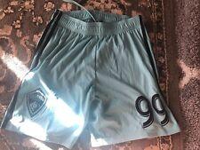 Andre Shinyashiki Colorado Rapids MLS Game Worn Soccer Shorts Football Men's M