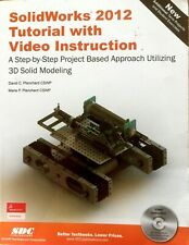 SOLIDWORKS 2012 TUTORIAL by David & Marie Planchard+DVD