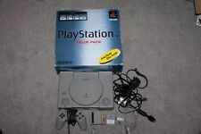 Sony Playstation PS1 Console - Boxed Value Pack Bundle + Smart Cartridge + More