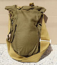 Military bag, Crossbody bag, Messenger bag, Soviet bag, Distressed canvas bag