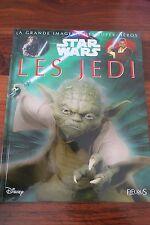 STAR WARS    LES JEDI       --- LIVRE EDITION FLEURUS