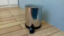 Dolls House Emporium 1:12th Scale Stainless Steel  Pedal Bin (4351) New