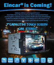 Eincar Autoradio Doppel 2 Din No DVD Player Bluetooth USB MP5 SD EQ