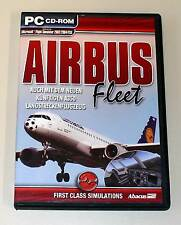 AIRBUS FLEET - PC ADDON FÜR MICROSOFT FLIGHT SIMULATOR 2002 2004 FSX - NEUWERTIG