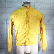 Bellwether Technical Apparel Yellow Cycling Jacket Mens M Medium