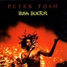 "PETER TOSH ""BUSH DOCTOR"" CD NEUWARE"