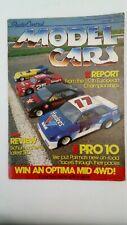 Radio Control Model Cars Magazine UK July 1988 RC Vintage Model Remote