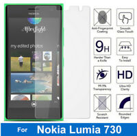 100% Genuine Tempered Glass Screen Protector For Nokia Lumia 730/735