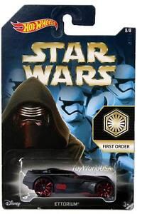 2015 Hot Wheels Disney Star Wars #8 Ettorium First Order