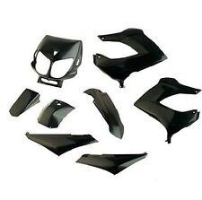 Kit Fairings Derbi Senda , Gilera Smt Rcr 2000 - 2010 Fairing Plastics New Black